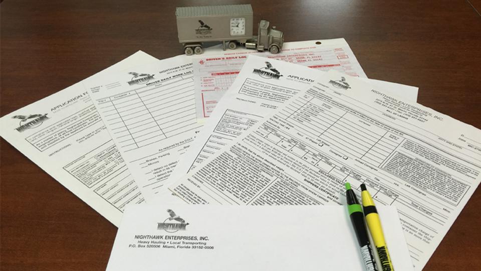 nighthawk_paperwork